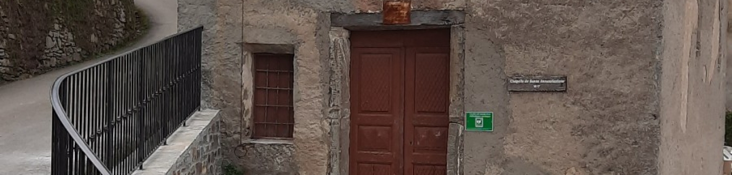 Restauration de la chapelle de Casa Pitti