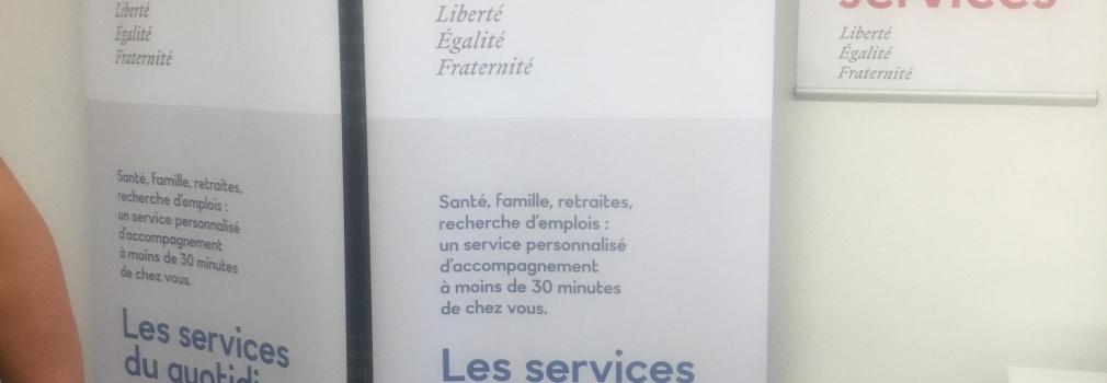 Inauguration de France Services à Ponte Novu