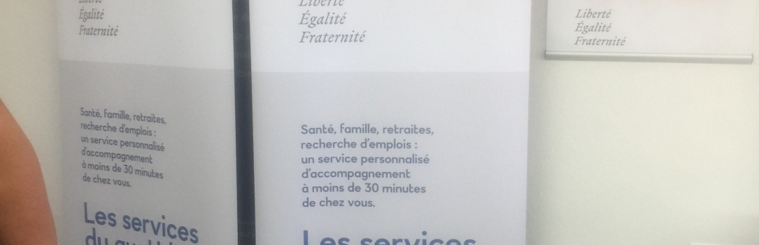 Exposition FRANCE SERVICES