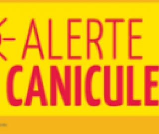 Vague de chaleur: ALERTE CANICULE !!