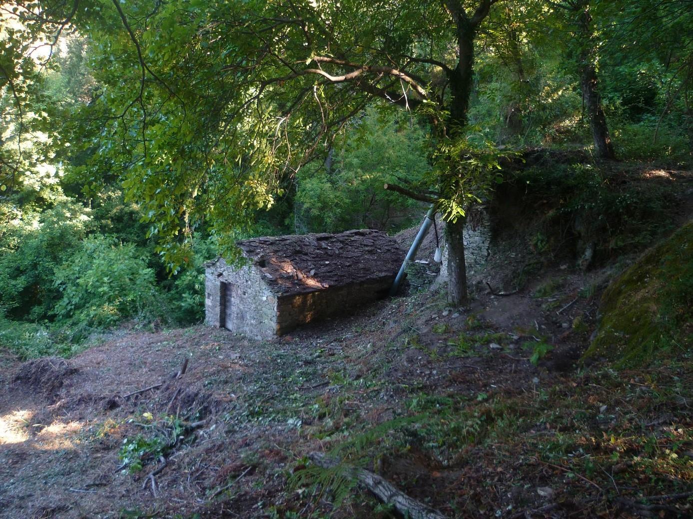 Le moulin de I Verdi