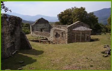 Journée du patrimoine à Santa Maria di Riscamone