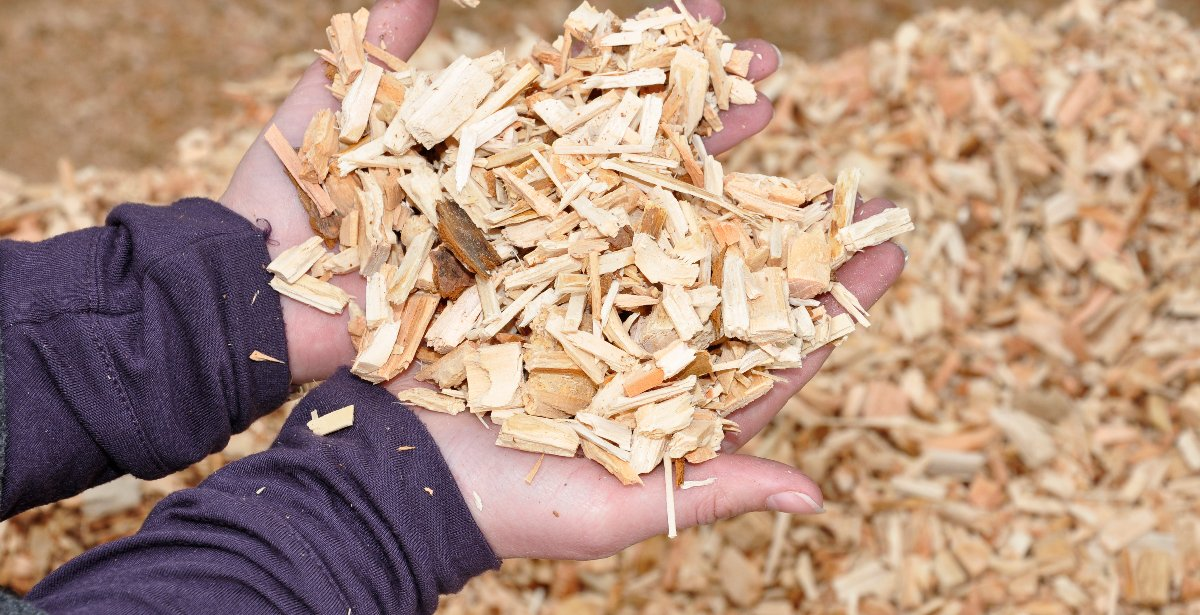 EDF: Chauffage au bois.